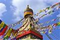 Nepali Stupa