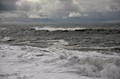 waves at Vik-Iceland