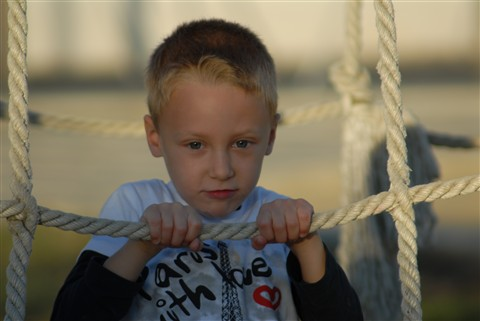 my son Luka