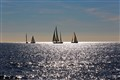 Winter sailing in the Mediterranean