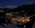 A Swiss mountain town!