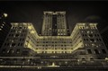 The Imposing Structure of the Peninsula Hotel - Hong Kong