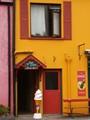 Gourmet street side coffee shop