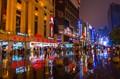 Nanjing Road in Rain