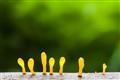 Tiny Yellow Fungus