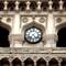 Clock @ Char Minar