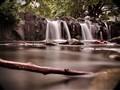 Nuuanu Falls, Oahu, Hawaii