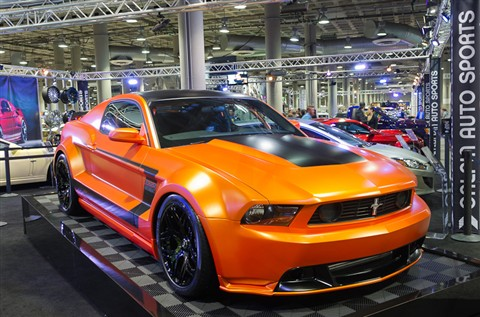 Ford Mustang Boss 302-S