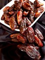A Dish of Delectable Dates Dribbling Downwards :)