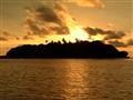 Island Silhoutte