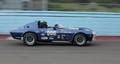 1963 Corvette GSR racing SVRA at Watkins Glen.