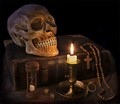 Please see 'Vanitas' in Google images or similar for classic examples. This is my take on the style.