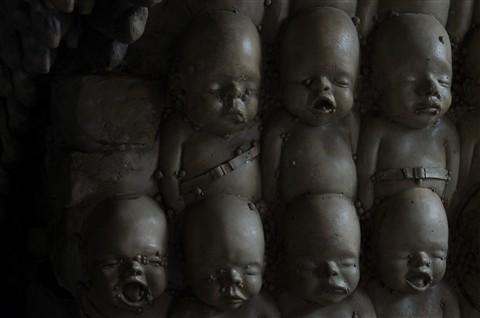 H.R. Giger Babies