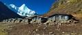 Mt. Chenresig, Yading, China