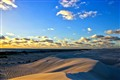 Sand Dunes at Lancelin, Australia