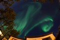 First Aurora of Fall 2011