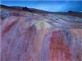 Petrified palette