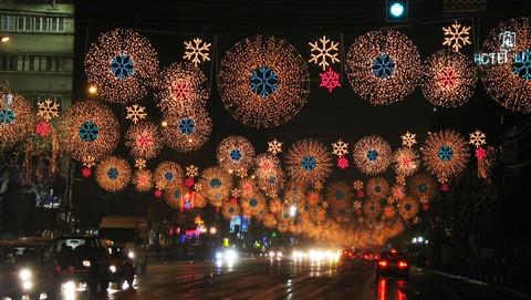 click here for full size original image - Digital Christmas Lights
