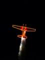 Twin Tigers Aerobatic Team Night Show