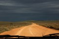 Stormy road to Burra