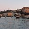 Accademia Bridge at dusk P1010089 Grand Canal, Venice