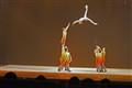 Chinese acrobats, Beijing, 2011