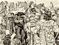 The Mardi Gras Fiddler
