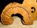 Violin Bridge Stock