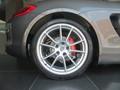 Porsche rear wheel