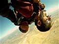 Free fallin...
