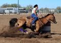 S&S Barnes Barrel Racing Event  Phoenix, AZ.