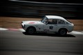 Honda S800 on the race track