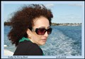 Lady On Ferry Boat