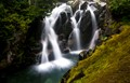 Mt Rainier Waterfall