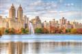New York Central Park Reservoir
