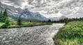 Elk Lakes - Rocky Mountains