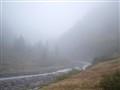 No rain, no river