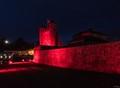 Enniskillen Castle Floodlights
