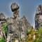 Stone Forest, Kunming, China.