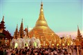 Mighty Shwedagon Pagoda Burma
