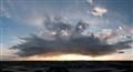 Cumulus congestus at FLPG