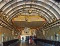 Boeing C17 interior