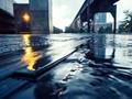Triple Crossing Floodwall
