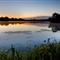 Dawn at Beckman Lake