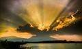 Sun Ray Burst