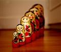 russain dolls..