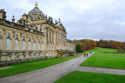 Castle Howard, Yorkshire England