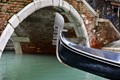 Venice: bridges and gondolas