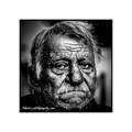 depressed aged guy