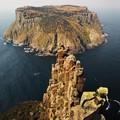 The Blade and Tasman Island